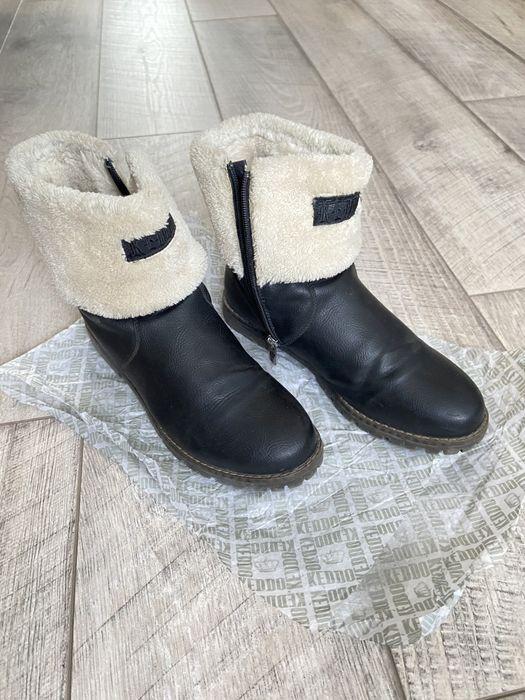 Женские зимние ботинки Keddo, 39 размер Запорожье - изображение 1