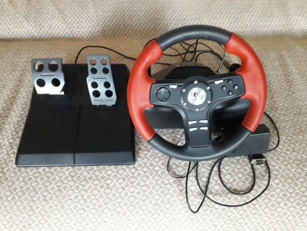 Руль игровой Logitech Formula EX