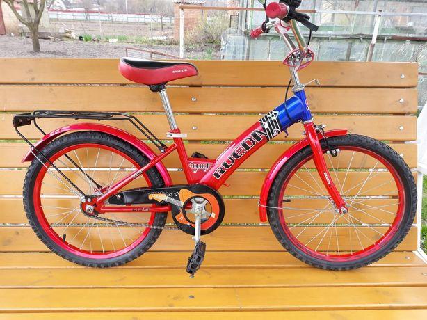 Велосипед 16 дюймів