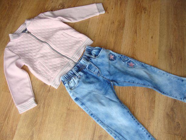 Komplecik bluza i spodnie
