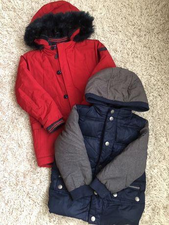 Курточка зима на 5-6 лет