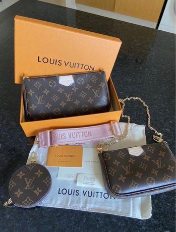 Multi Pochette Louis Vuitton - Nova na caixa