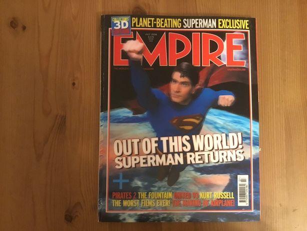 EMPIRE 7/2006 edycja kolekcjonerska 3D - magazyn/ czasopismo
