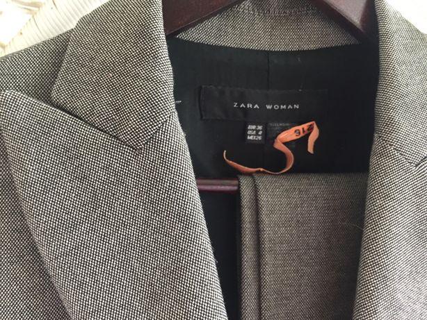 Zara Women kostimum damski 36 z pralni mało noszony elegancki