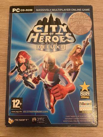 City Of Heroes + Komiks