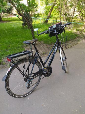 Rower elektryczny KOGA  XL light.