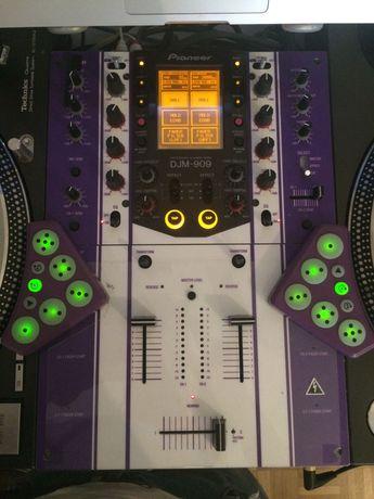 Pioneer DJM-909 profesional Dj mixer