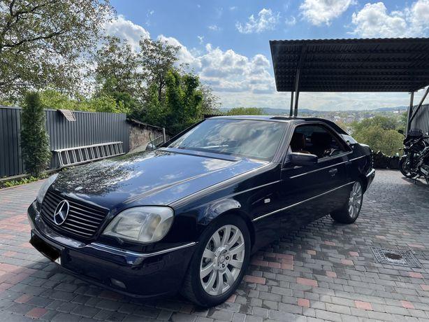 Mersedes-Benz CL 420
