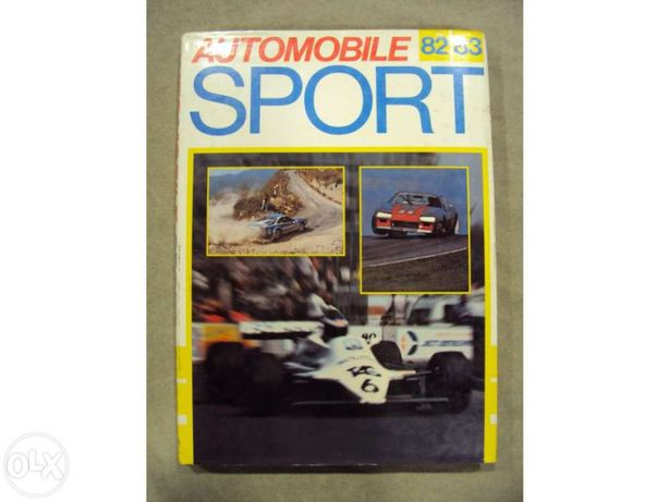 Automobile Sport 82/83 (F1; endurance; ralis)