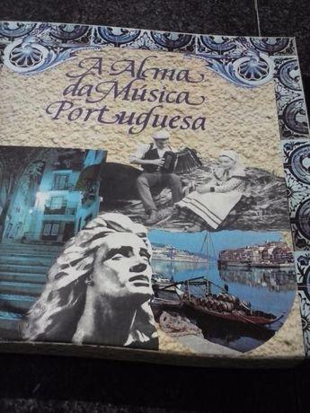 coleção de discos de vinil música portuguesa