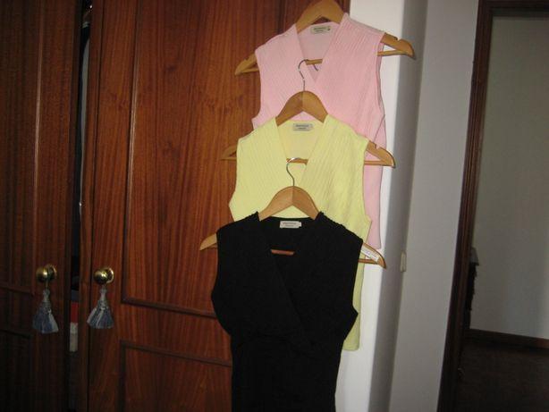 3 Blusas senhora Pied Poule, L(NOVAS)
