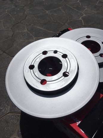 Discos 5x100 256mm