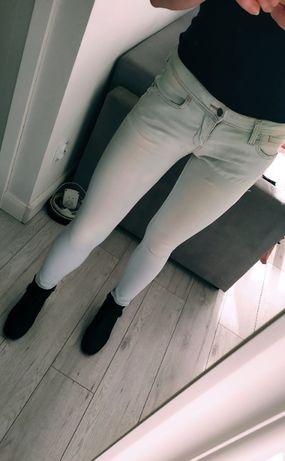 Spodnie jeansowe Mango