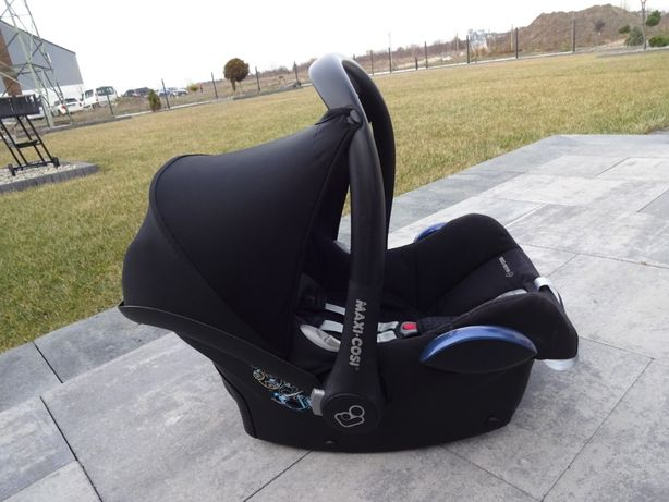Fotelik nosidełko Cabriofix Maxi Cosi czysty zadbany PRZESYŁKA
