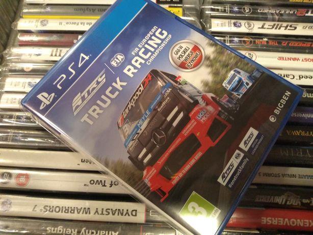Truck Racing Championship pl PS4 możliwość zamiany SKLEP Ursus