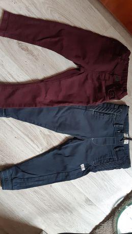 Spodnie chłopięce zara  I M&S 104