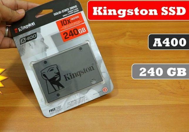 """Новый SSD диск 240GB Kingston 2,5"""" sata3"""
