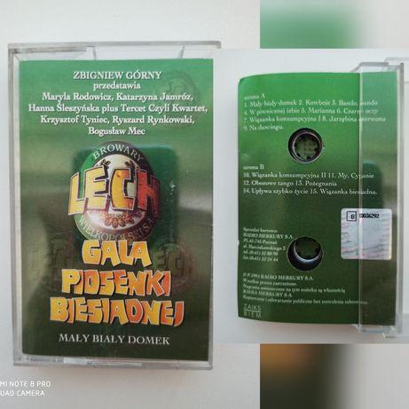 Disco Polo Gala Piosenki Biesiadnej taśma kaseta magnetofonowa