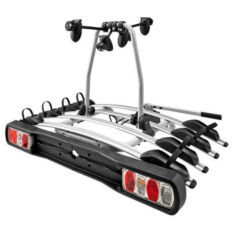 Bagażnik na hak na 4 rowery / uchwyt na hak / bagażnik na rowery