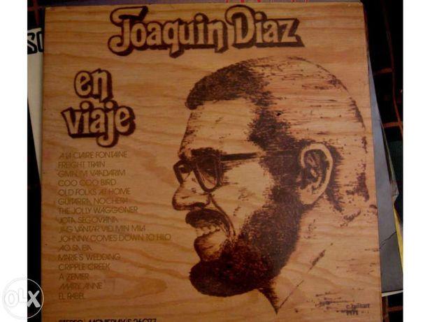 Joaquin Diaz - en viaje (Vinil)