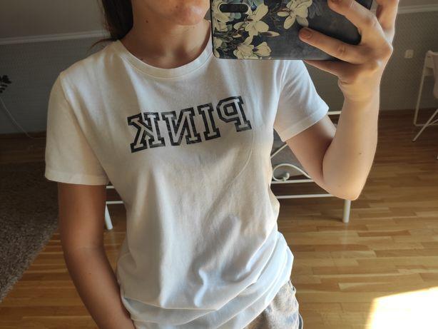 PINK Victoria's Secret t-shirt koszulka nowa z metkami Victoria Secret