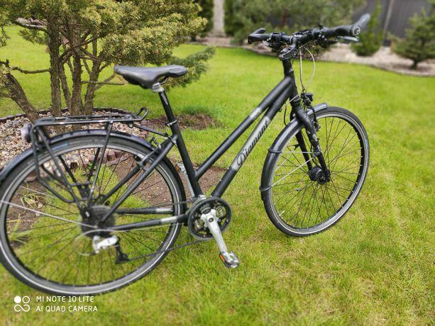 Diamant Elan Deluxe rower Deore Bontrager Schwalbe