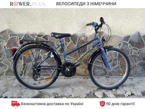 Міцний дитячий велосипед бу Shadow 24 ST14 / Велосипеды детский