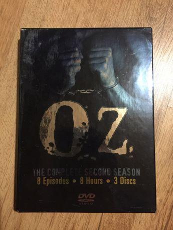 Série OZ - DVD