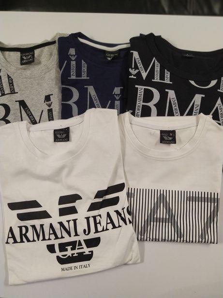 Koszulki Armani