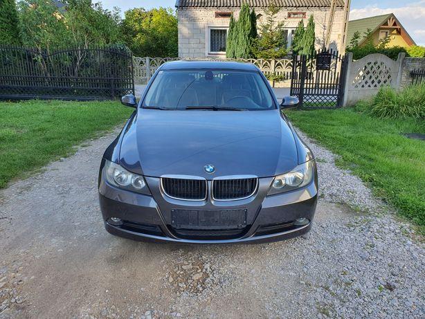 BMW 318I E90 2.0 BENZYNA 2005R 158000TYS PRZEB