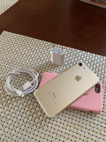 Iphone 7 32gb neverlock gold срочно