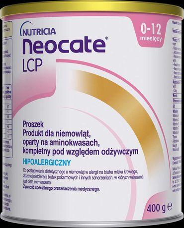 Mleko Nutricia Neocate LCP 0-12 400g