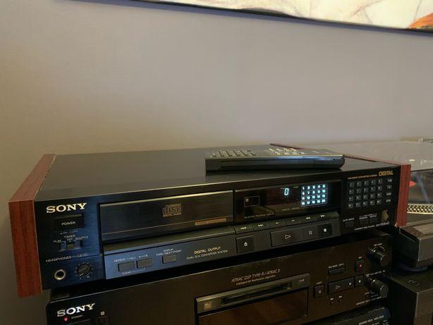 CD Sony CDP-222ESD - Hi END -przetwornik legenda TDA1541 + pilot