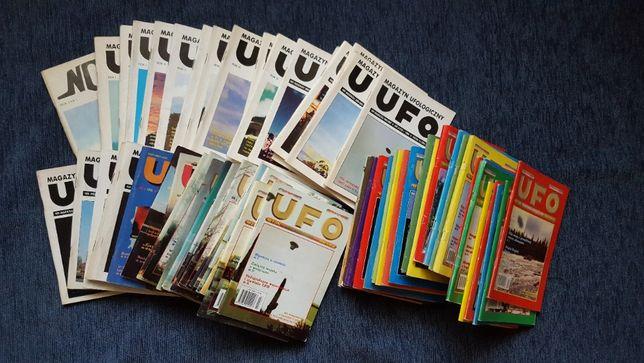 Magazyn Ufologiczny UFO zestaw
