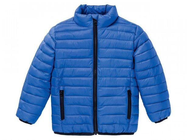 Демисезонная куртка для мальчика,на рост 86см