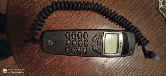 Telefon Mercedes S klasa