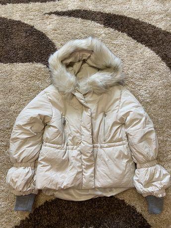 Парка,курточка зимняя S-M