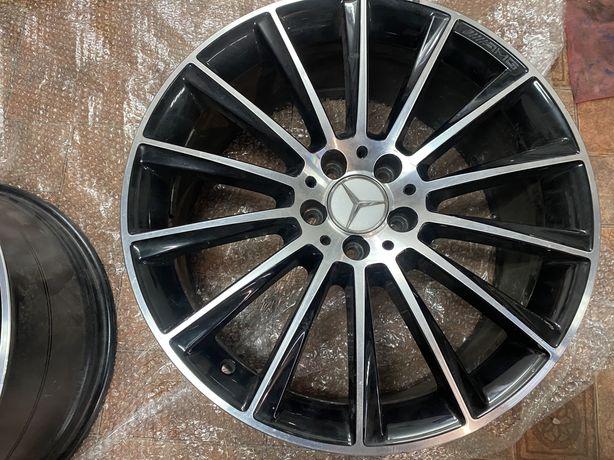 Mercedes glc amg r21 5 112 диски