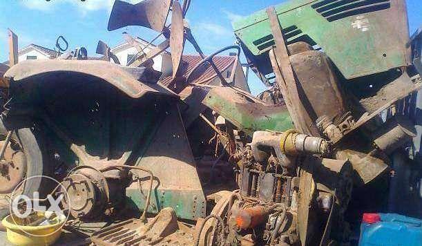 Trator Deutz motor caixa direcção hidraulico