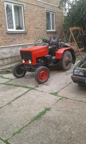 Продам саморобний трактор