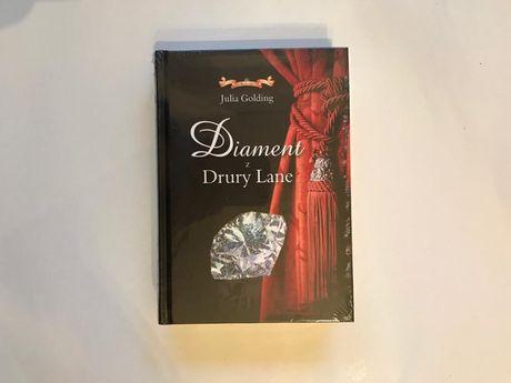 Diament z Drury Lane - Julia Golding - Egmont