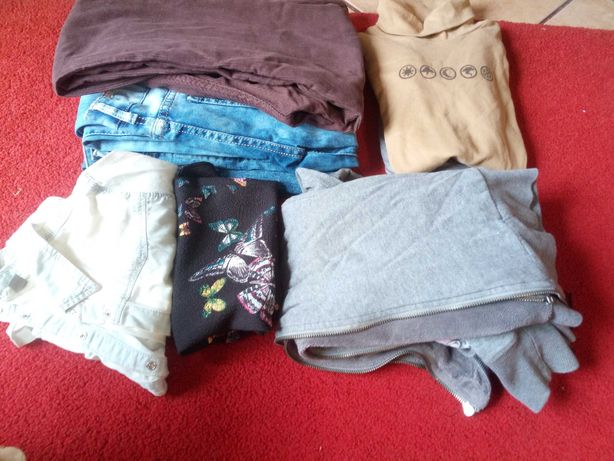 Lote roupa menina 13 anos