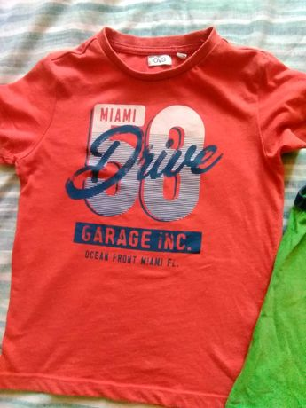 Bluzeczki rozmiar 116