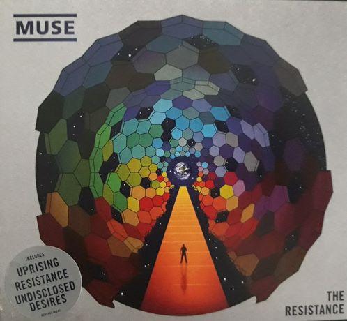 CD Muse - The Resistance (Edição Especial Gatefold Card Sleeve)
