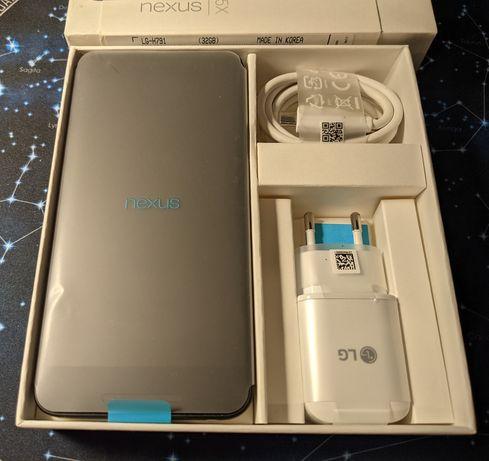 Smartfon Nexus 5X 32GB idealny ekran
