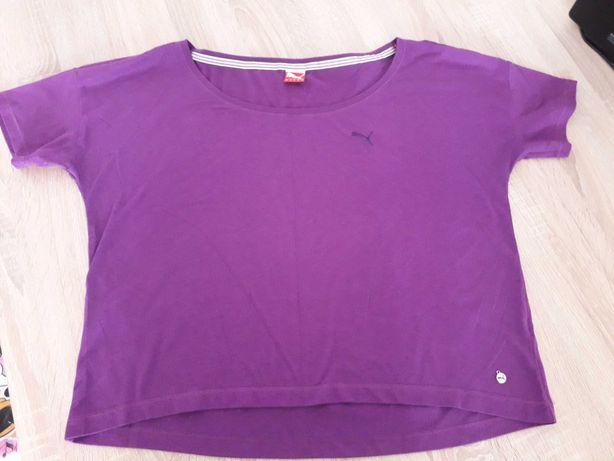 Koszulka Puma do fitnes roz.M/38