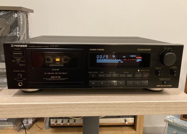Pioneer CT-777 Stereo Cassette Deck