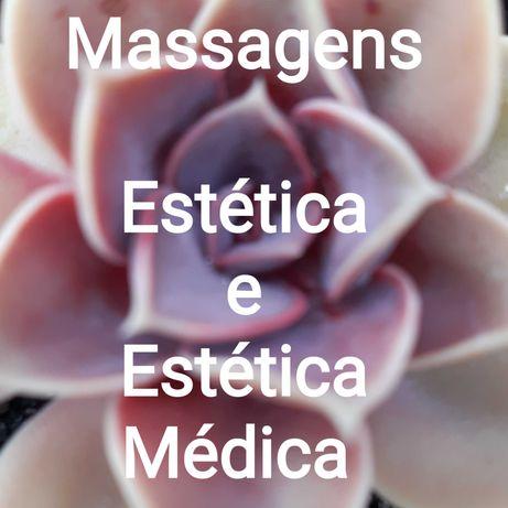 MAssagens Estetica e Estetica Médica