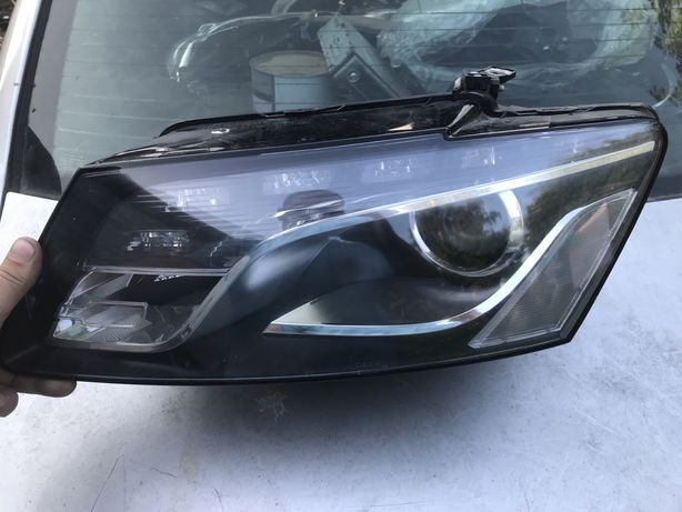 Lampa lewa Audi Q5 DEPO