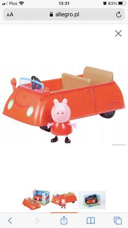 Świńka Peppa auto